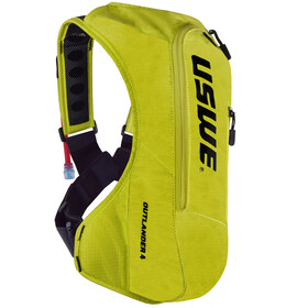 USWE Outlander 4 Rucksack crazy yellow